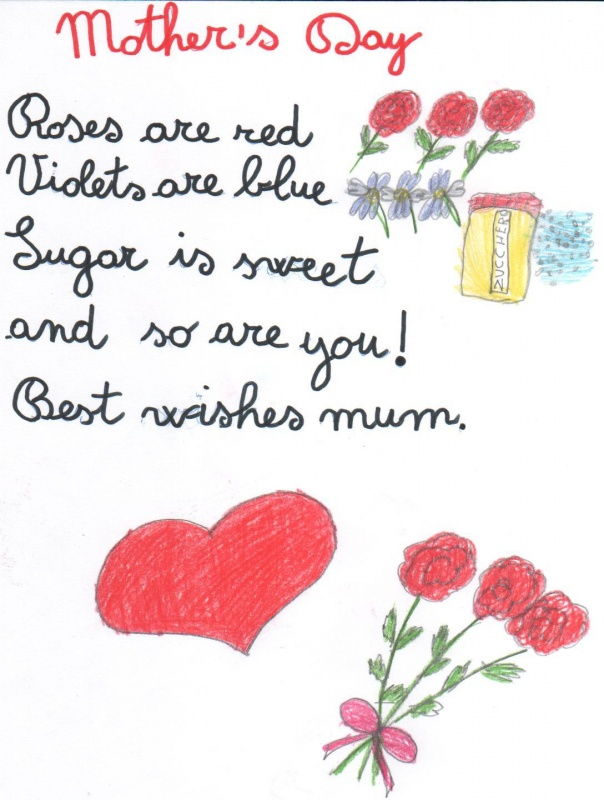 Mothers Day Poems And Quote 4 Picture Quote #1