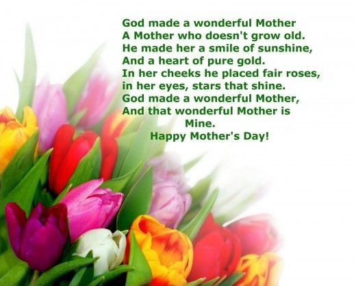 Christian Happy Mothers Day Quote 5 Picture Quote #1