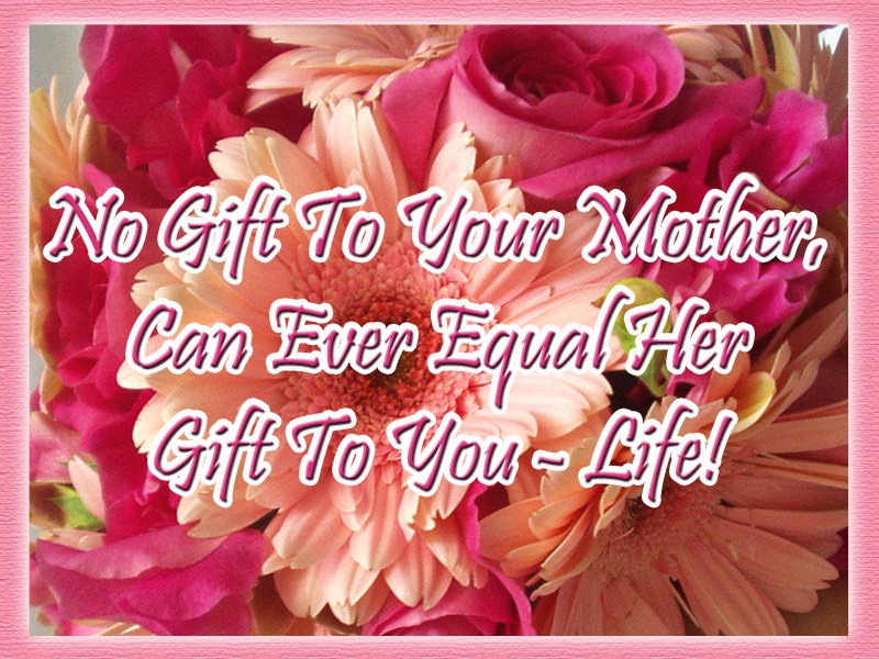 Happy Mothers Day Quote 8 Picture Quote #1