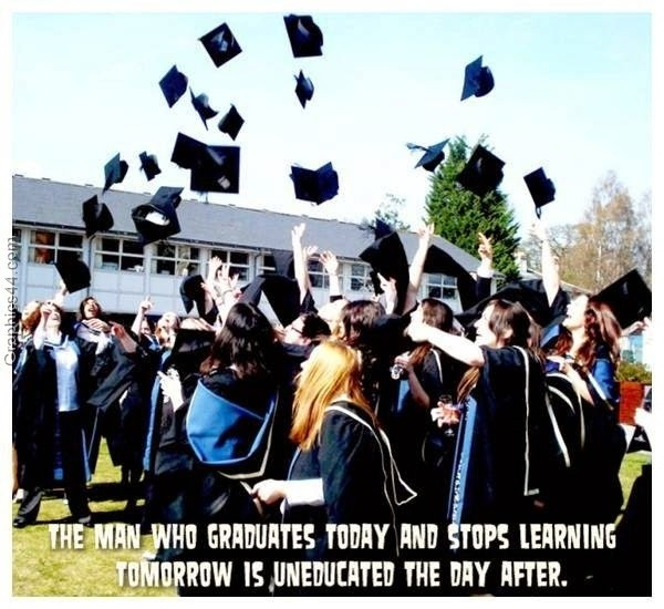 Funny College Graduation Quote Quote Number 558730 Picture Quotes