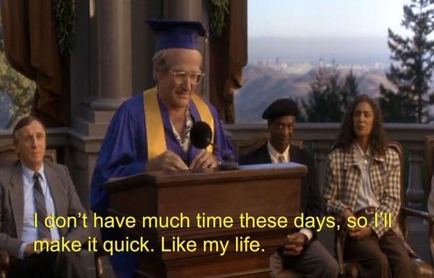 Robin Williams Jack Graduation Quote 1 Picture Quote #1