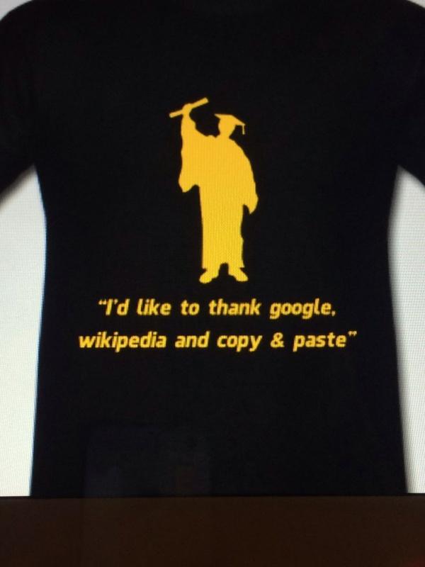 Funny Senior 2015 Graduation Quote 1 Picture Quote #1
