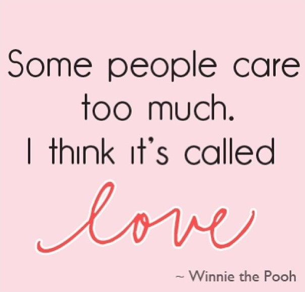 Winnie The Pooh Quotes & Sayings | Winnie The Pooh Picture ... Quotes From Winnie The Pooh About Love