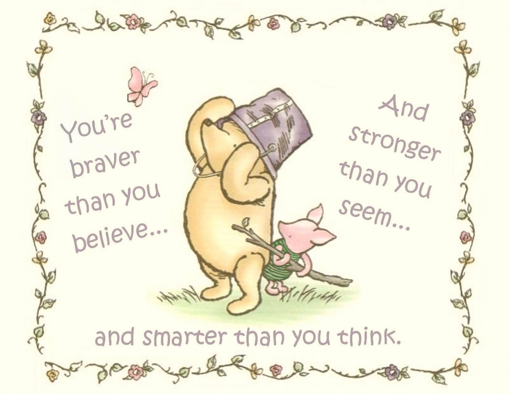 Quotes From Winnie The Pooh About Friendship Amusing Winnie The Pooh Friendship Quote  Quote Number 558838  Picture