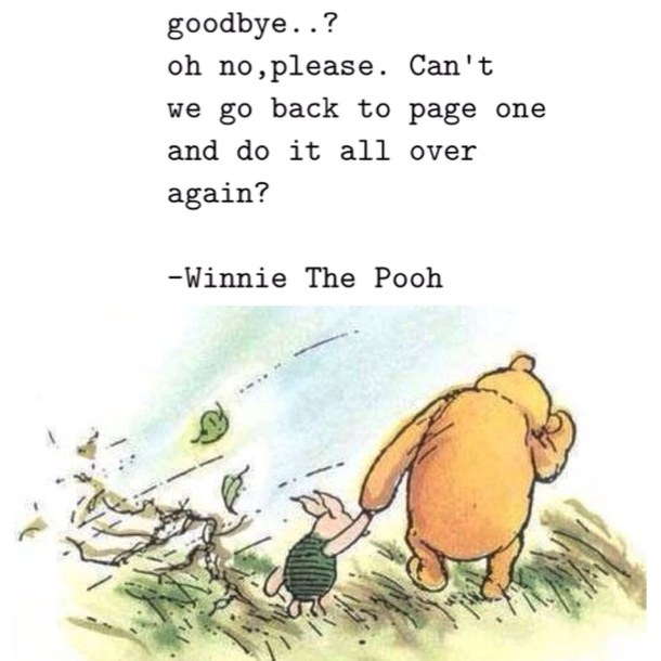 Winnie The Pooh Goodbye Quote | Quote Number 558843 ...