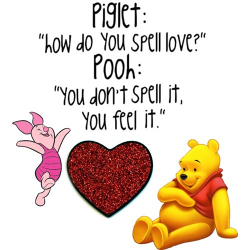 Love Winnie The Pooh Quote 1 Picture Quote #1