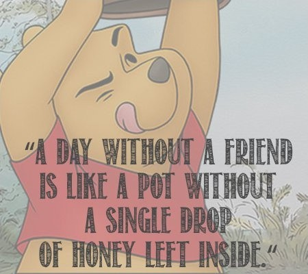 Disney Winnie The Pooh Quote 1 Picture Quote #1