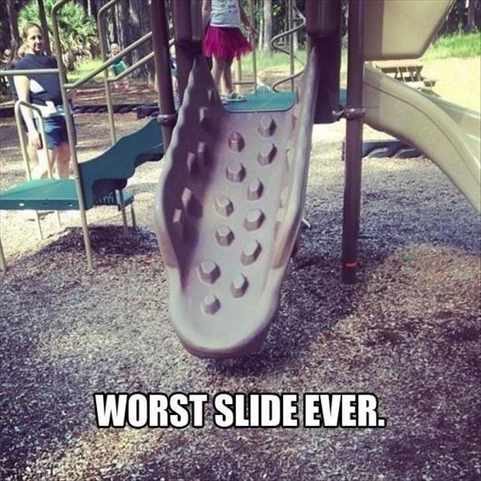 Worst slide ever Picture Quote #1