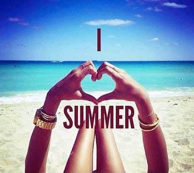 I love summer Picture Quote #1