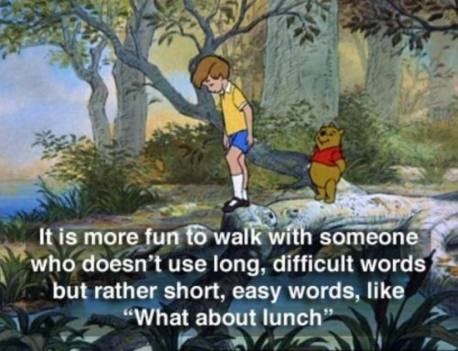Winnie The Pooh Friday Quote 1 Picture Quote #1