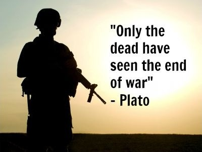 War Death Quote 1 Picture Quote #1