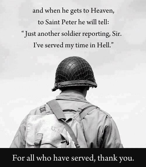 Military Death Quote 1 Picture Quote #1