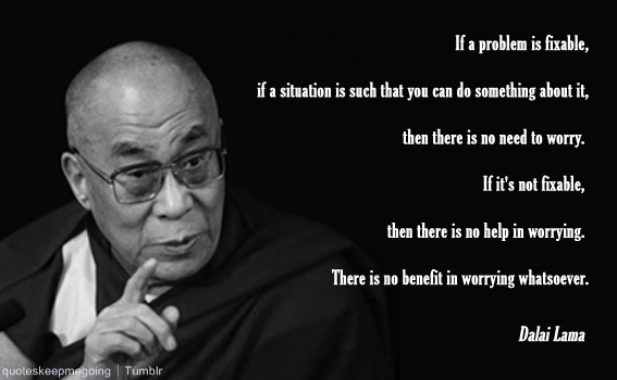 Dalai Lama Quote 1 Picture Quote #1