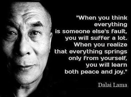 Dalai Lama Quote About Life 2 Picture Quote #1