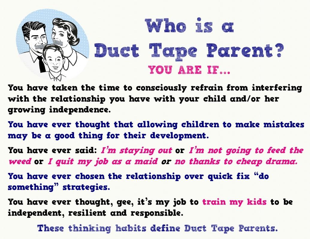 Good Parenting Quote 2 Picture Quote #1