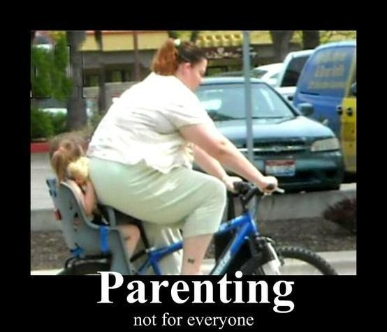 Funny Parenting Quote 1 Picture Quote #1