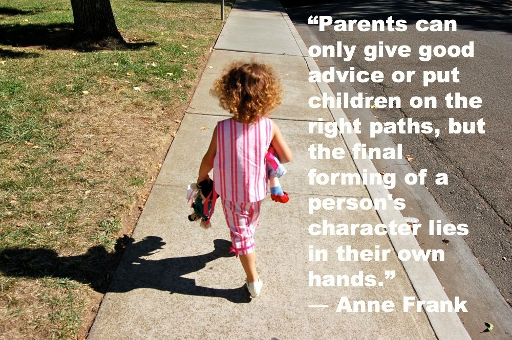 Over Parenting Quote 3 Picture Quote #1
