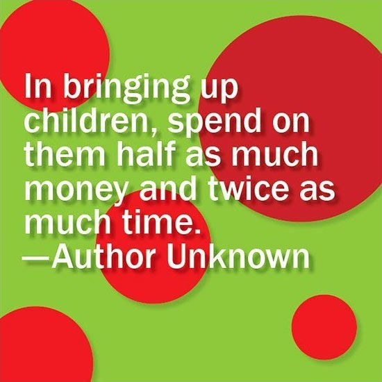 Inspirational Parenting Quote Website 2 Picture Quote #1