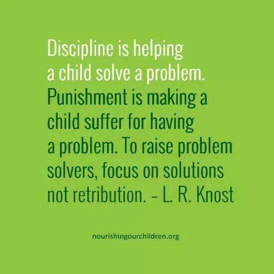 Discipline Parenting Quote 2 Picture Quote #1