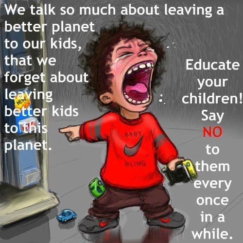 Discipline Parenting Quote 9 Picture Quote #1