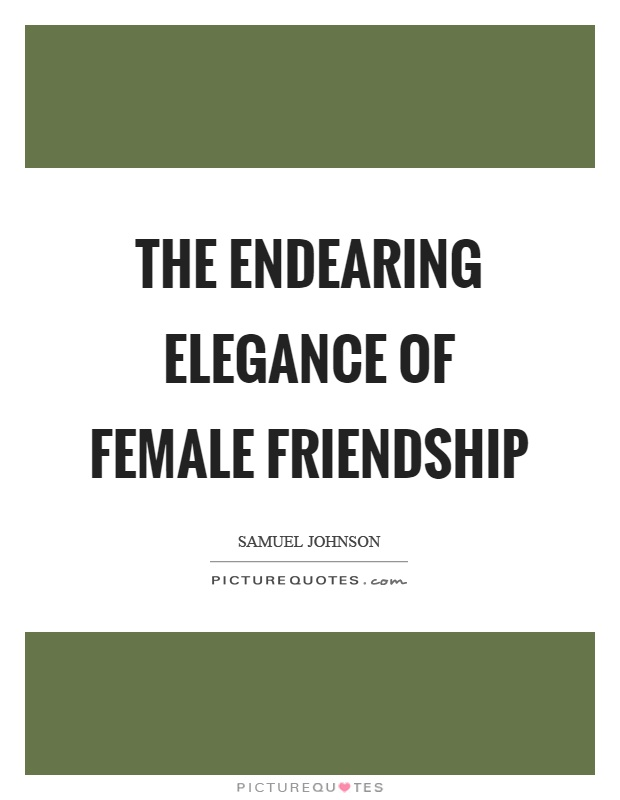 Quotes About Female Friendship Impressive Female Friends Quotes & Sayings  Female Friends Picture Quotes