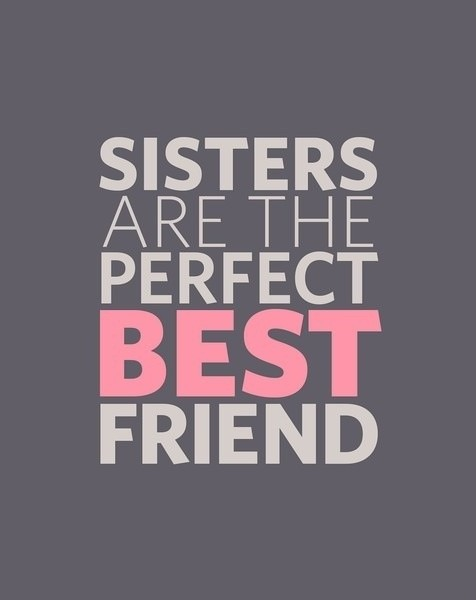 Sister Quote 1 Picture Quote #1