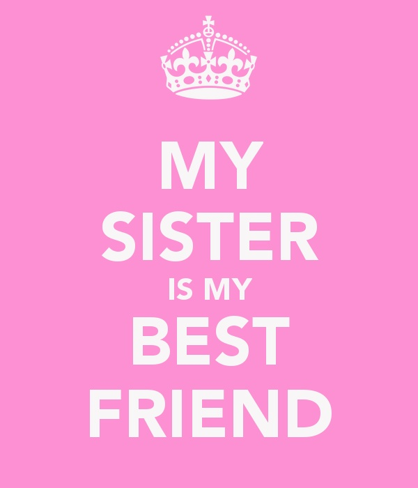 Bff Sister Quote 1 Picture Quote #1