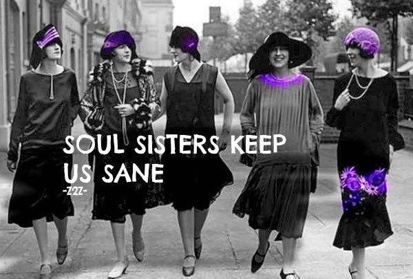 Soul Sister Quote 2 Picture Quote #1