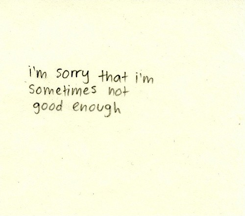 Im Sorry Quote For Her | Quote Number 559915 | Picture Quotes
