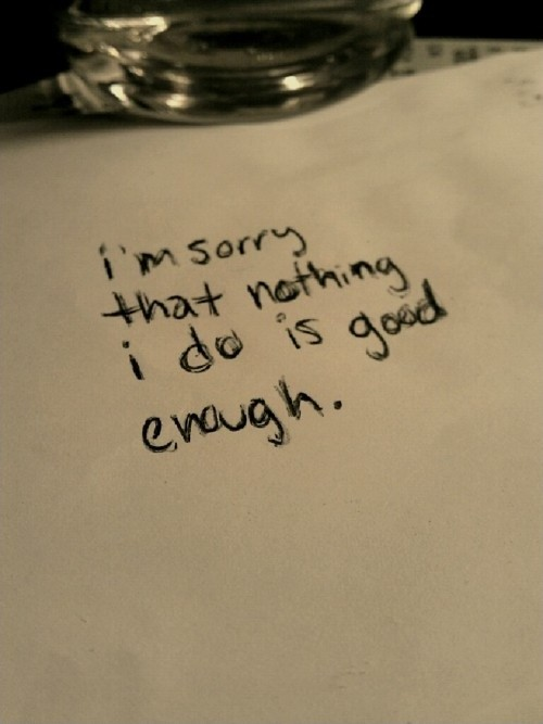 Sorry Quote Weheartit 2 Picture Quote #1