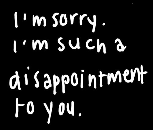 Dear Mom And Dad Im Sorry Quote 1 Picture Quote #1