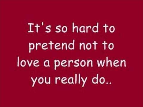 Very Sad Love Quote 1 Picture Quote #1