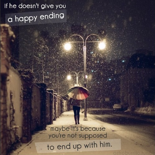 Sad Love Quote For Him From Her 1 Picture Quote #1