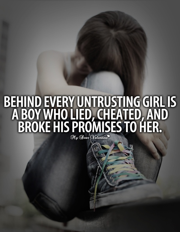 Sad Love Quote For Guys 1 Picture Quote #1