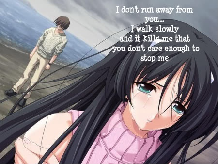 Anime Love Quote Quote Number 638299 Picture Quotes