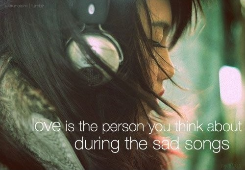 Sad Love Quote From Him 1 Picture Quote #1