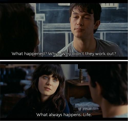 sad love movie quotes