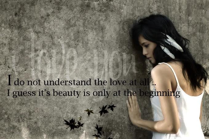 Sad Love Quote 22 Picture Quote #1