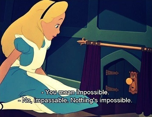 Alice From Alice In Wonderland Quote 3 Picture Quote #1
