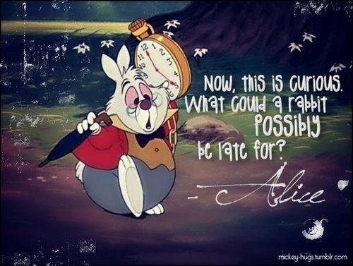 Alice In Wonderland Quote Curiouser 1 Picture Quote #1