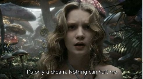 Alice In Wonderland Movie Quote 2 Picture Quote #1