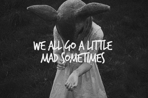 Alice In Wonderland Quote | Quote Number 560741 | Picture Quotes
