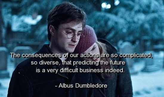 Harry Potter Famous Quote 1 Picture Quote #1