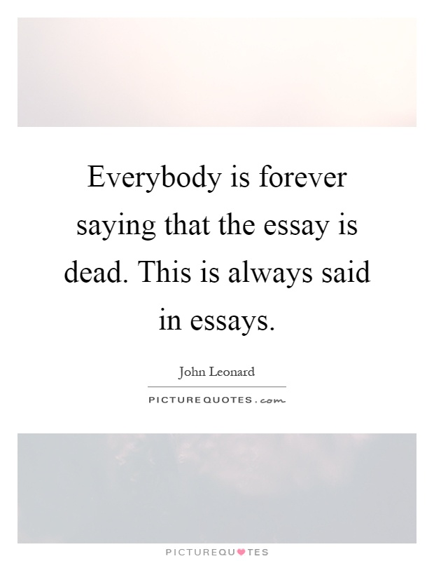 writing essays with quotes