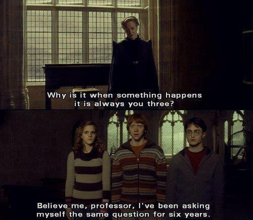 Harry Potter Quote 11 Picture Quote #1