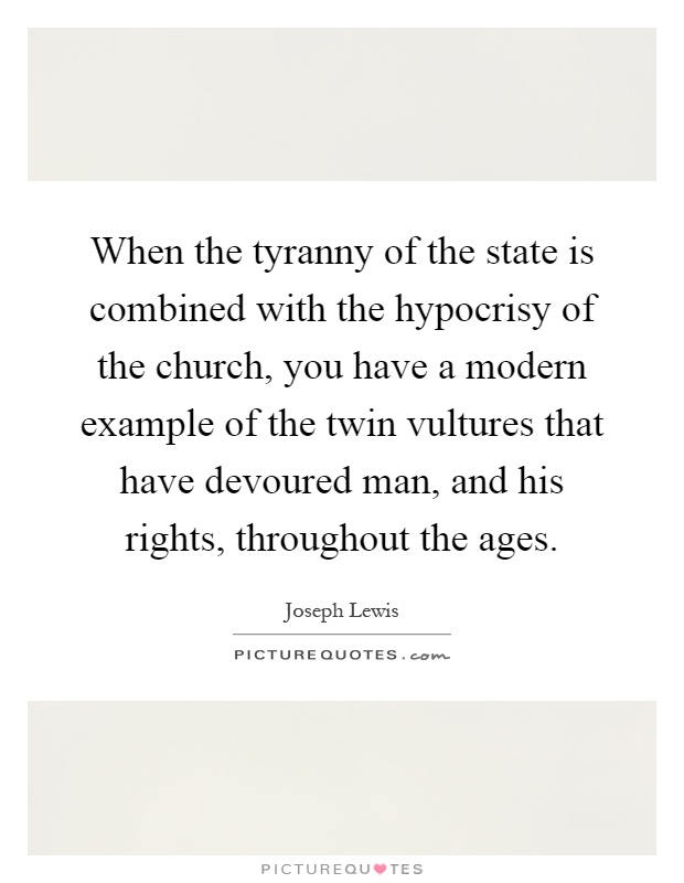 """examples of tyranny throughout history There's nothing in american history—or roman history, for that  as """"based on  traditional institutions defined by precedent and examples."""