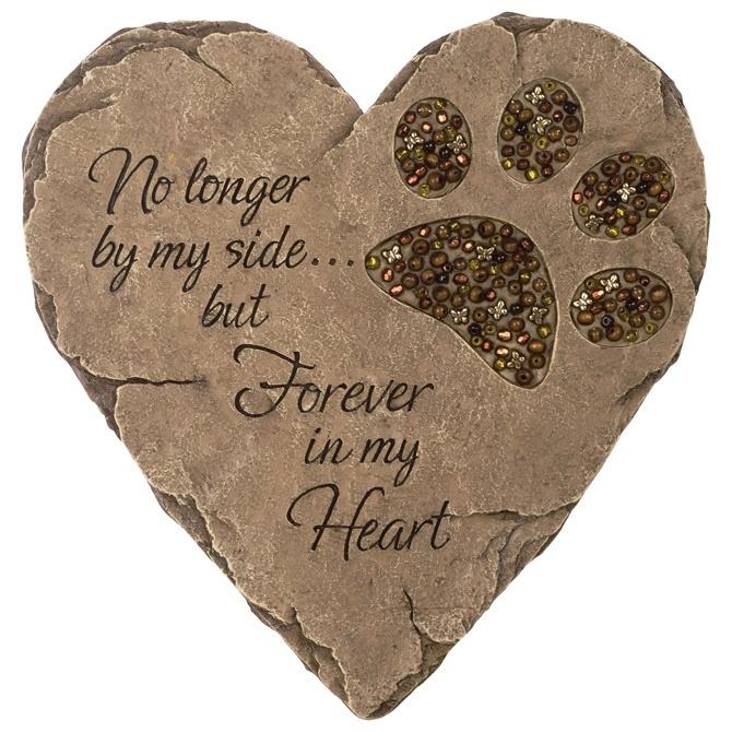 Pet Sympathy Quote Paw Prints 1 Picture Quote #1