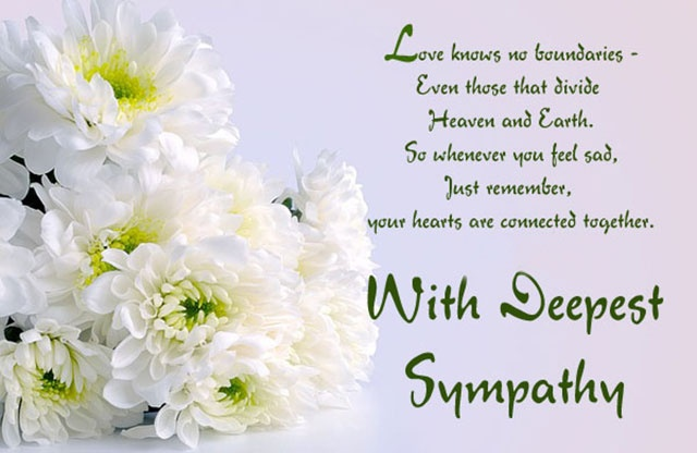 Love And Sympathy Quote 1 Picture Quote #1