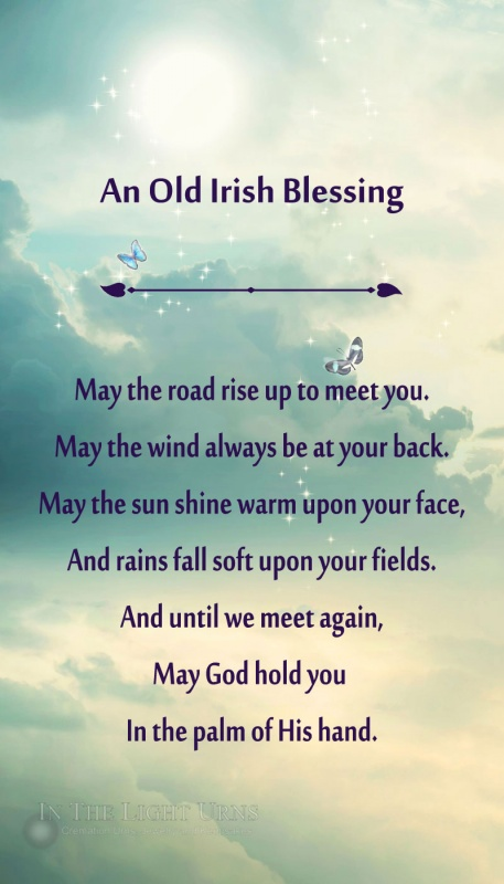 Death Sympathy Quotes Stunning Irish Sympathy Quote For Death  Quote Number 561718  Picture Quotes