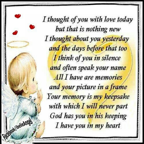 Sympathy Quote For Bereaved Parents 4 Picture Quote #1
